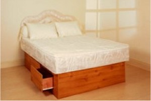 BWC Caswell waterbed
